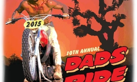 10th Annual Dad's Ride 2015