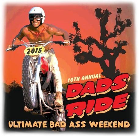 10th Annual Dad's Ride 2015
