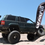 Co' Ampin' Off-Road